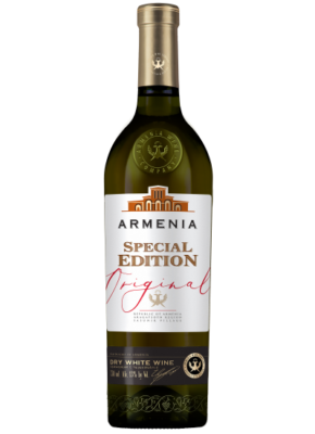 ARMENIA ORIGINAL SPECIAL EDITION DRY WHITE 0,75L