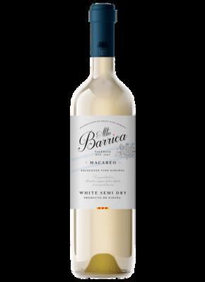 ALTO BARRICA SEMI DRY WHITE 0,75L