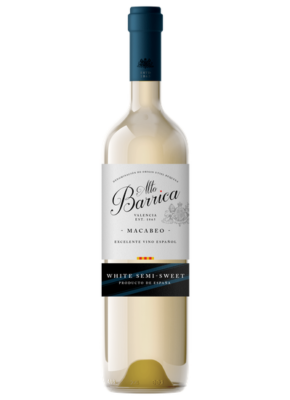 ALTO BARRICA SEMI SWEET WHITE 0,75L