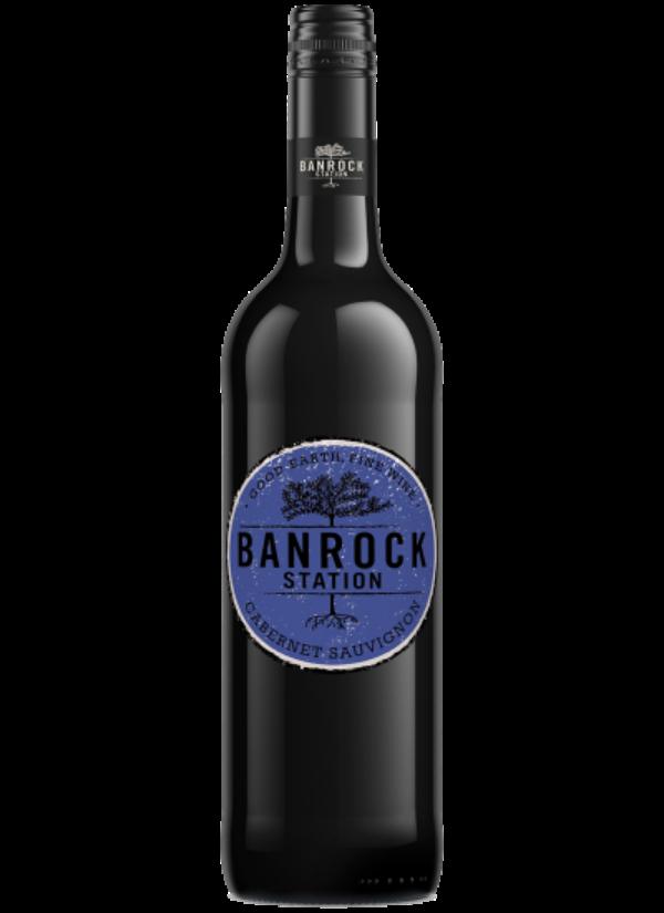 BANROCK STATION DRY CABERNET SAUVIGNON 0,75L