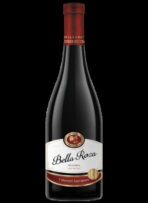 BELLA ROZA SEMI DRY CABERNET SAUVIGNON 0,75L