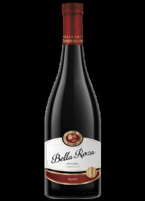 BELLA ROZA SEMI SWEET MERLOT 0,75L