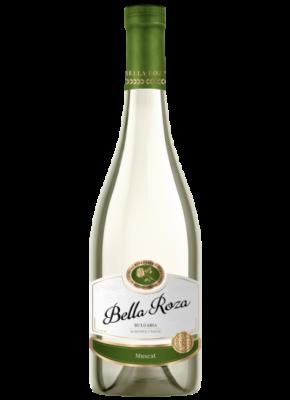 BELLA ROZA SEMI SWEET MUSCAT 0,75L