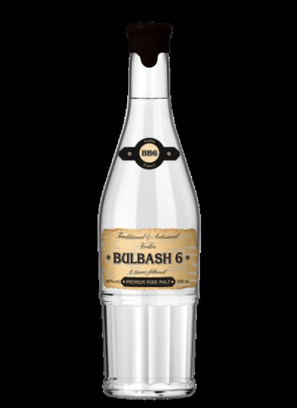 BULBASH 6 VODKA 0,5L