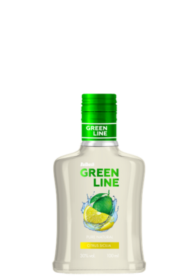 BULBASH GREENLINE CITRUS SICILIA 0,1L