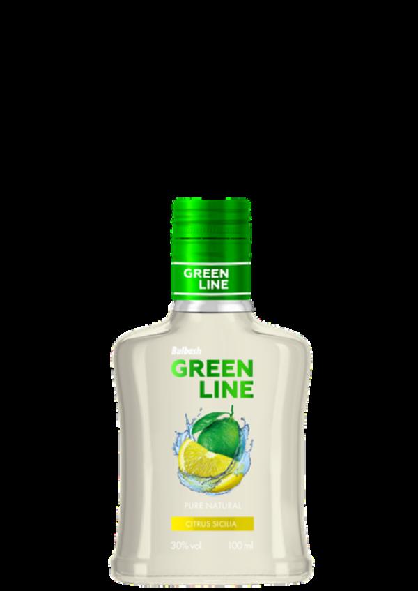 BULBASH GREENLINE CITRUS SICILIA 0,1L