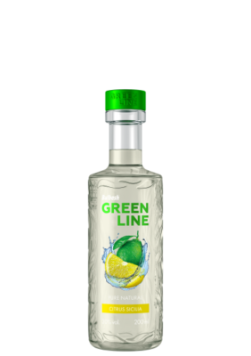 BULBASH GREENLINE CITRUS SICILIA 0,2L