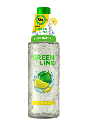 BULBASH GREENLINE CITRUS SICILIA 0,5L