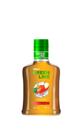 BULBASH GREENLINE SWEET APPLE 0,1L