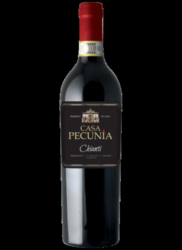 CASA PECUNIA CHIANTI DOCG 0,75L