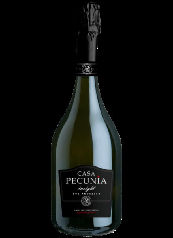 CASA PECUNIA 'INSIGHT' PROSECCO SPUMANTE DOC 0,75L
