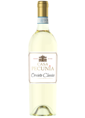 CASA PECUNIA ORVIETO CLASSICO DOC 0,75L
