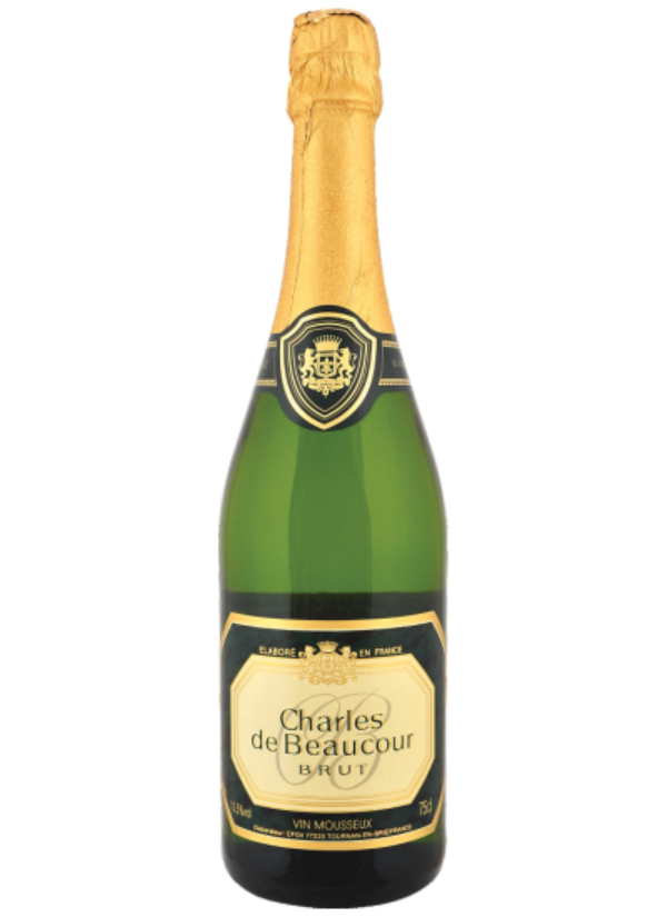 CHARLES DE BEACOUR BRUT 0,75L