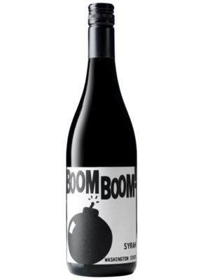 CHARLES SMITH WINES 'BOOM BOOM!' SYRAH 0,75L