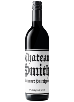 CHARLES SMITH WINES 'CHATEAU SMITH' CABERNET SAUVIGNON 0,75L