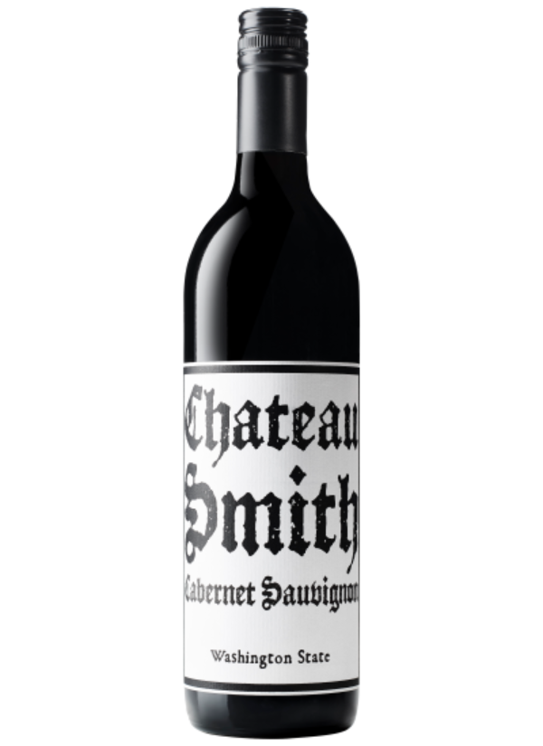 CHARLES SMITH WINES 'CHATEAU SMITH' CABERNET SAUVIGNON 0,75L