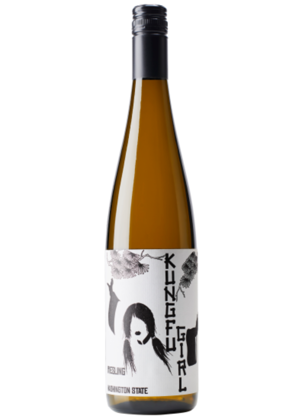 CHARLES SMITH WINES 'KUNG FU GIRL' RIESLING 0,75L