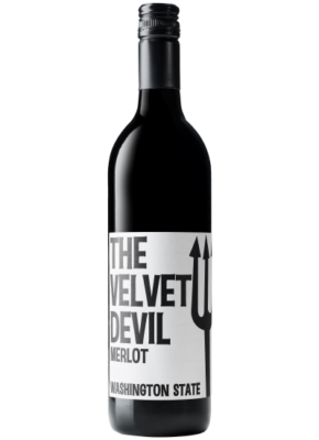CHARLES SMITH WINES 'THE VELVET DEVIL' MERLOT 0,75L
