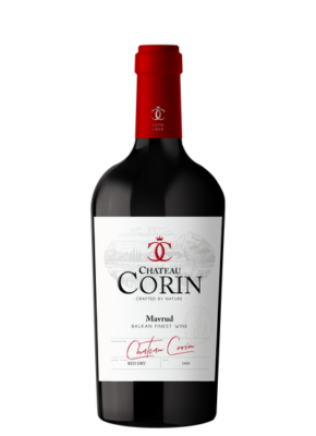CHATEAU CORIN DRY MAVRUD 1L