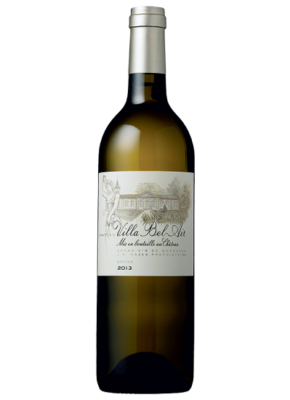 CHATEAU VILLA BEL-AIR GRAVES BLANC 0,75L
