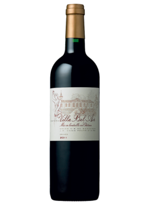 CHATEAU VILLA BEL-AIR GRAVES ROUGE 0,75L