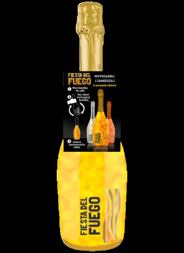 FIESTA DEL FUEGO GOLD 0,75L