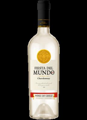 FIESTA DEL MUNDO DRY CHARDONNAY 0,75L