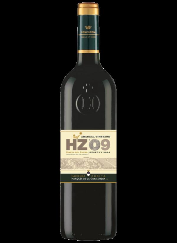 HACIENDA ZORITA RESERVA ABASCAL VINEYARD 0,75L