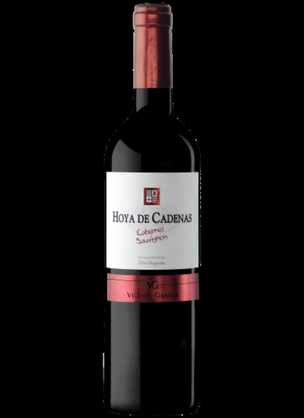 HOYA DE CADENAS CRIANZA CABERNET SAUVIGNON 0,75L