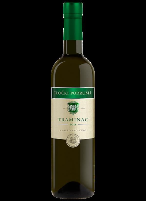 ILOCKI PODRUMI DRY WHITE TRAMINAC 0,75L
