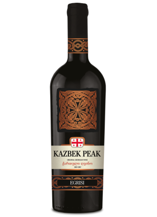 KAZBEK PEAK DRY RED EGRISI 0,75L