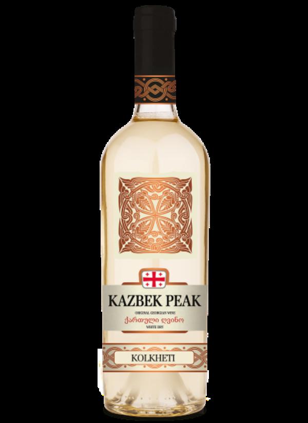 KAZBEK PEAK DRY WHITE KOLKHETI 0,75L