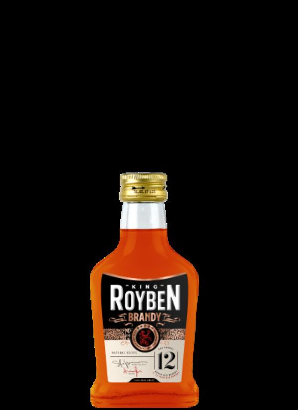 KING ROYBEN BRANDY 0,1L