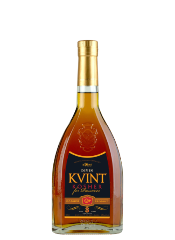 KVINT VERY SPECIAL AGED 3 YEARS BRANDY KOSHER 0,5L