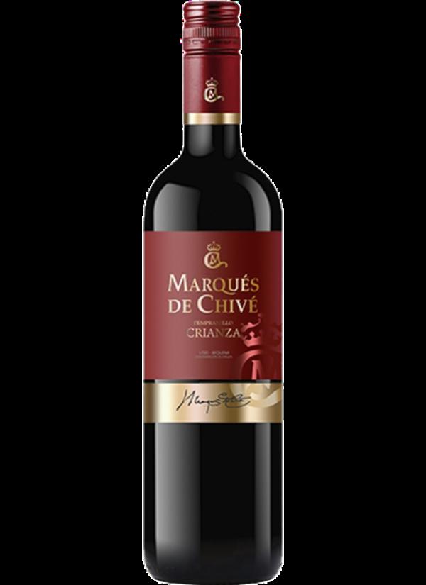 MARQUES DE CHIVE CRIANZA 0,75L