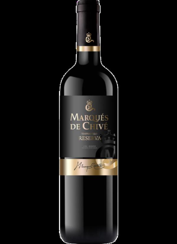 MARQUES DE CHIVE RESERVA 0,75L