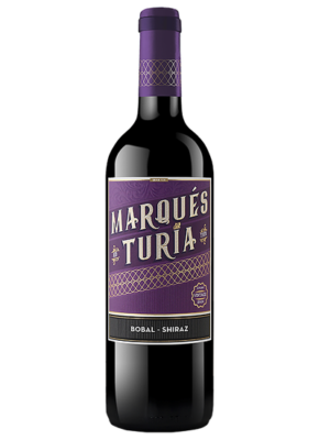 MARQUES DEL TURIA BOBAL & SHIRAZ 0,75L