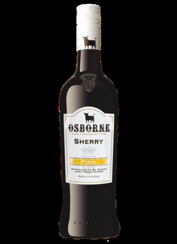 OSBORNE 'FINO' SHERRY 0,75L