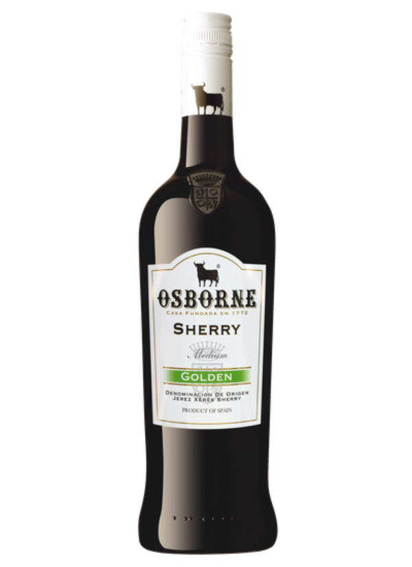 OSBORNE 'GOLDEN' SHERRY 0,75L
