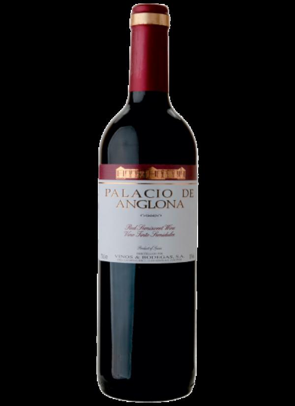 PALACIO DE ANGLONA SEMI SWEET RED 0,75L