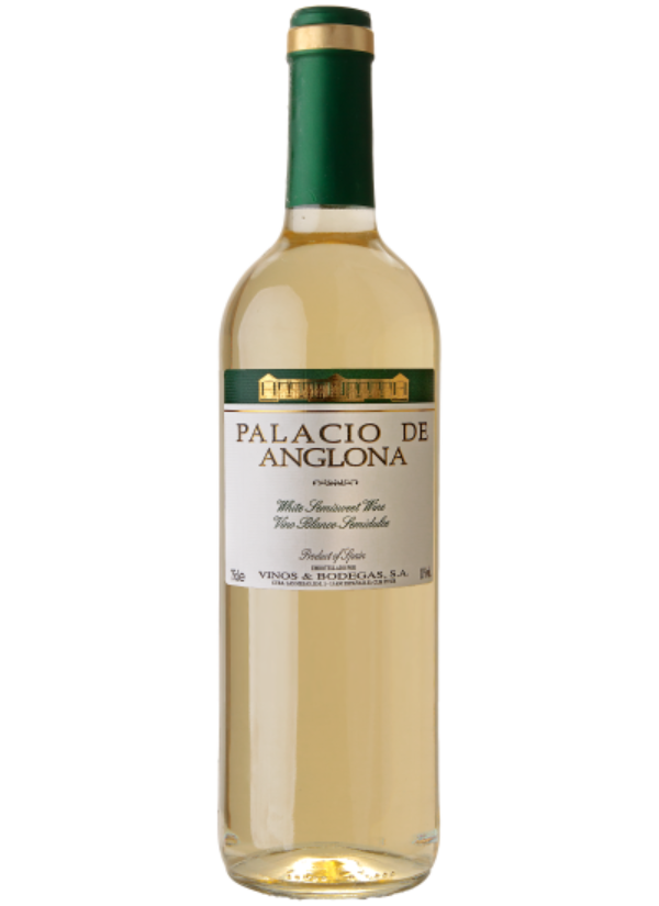 PALACIO DE ANGLONA SEMI SWEET WHITE 0,75L
