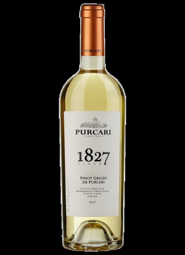 PURCARI 1827 PINOT GRIGIO 0,75L