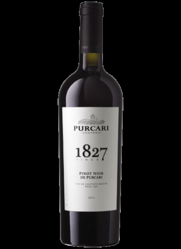 PURCARI 1827 PINOT NOIR 0,75L