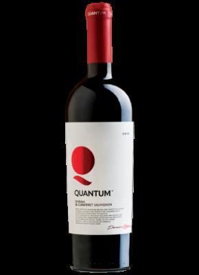 QUANTUM SYRAH & CABERNET SAUVIGNON 0,75L