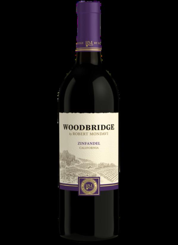 ROBERT MONDAVI WOODBRIDGE ZINFANDEL 0,75L