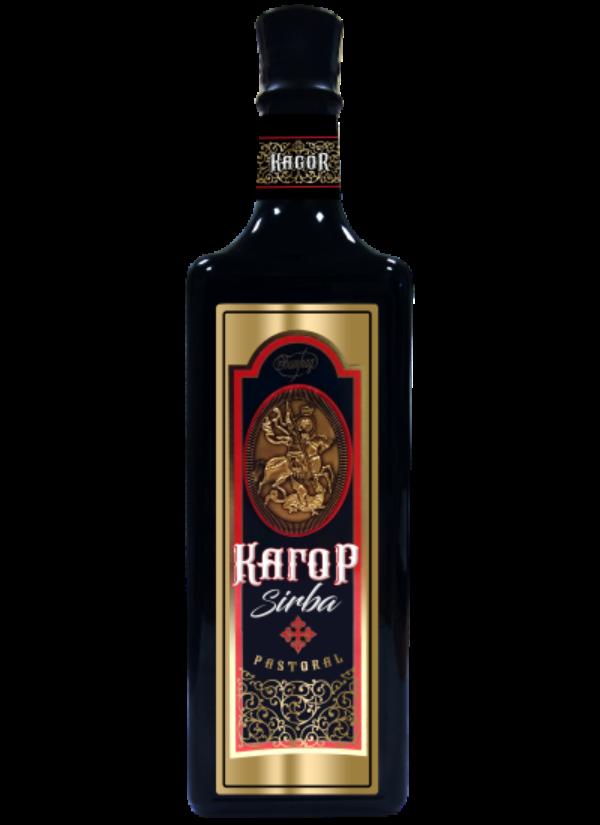 SIRBA KAGOR PASTORAL 0,75L