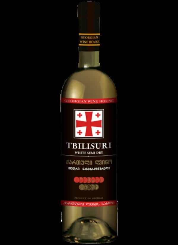 TBILISURI SEMI DRY WHITE 0,75L