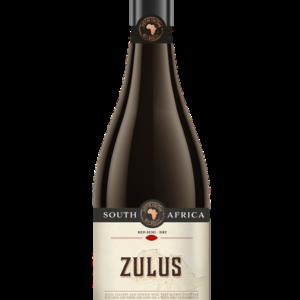 ZULUS SEMI DRY RED 0,75L