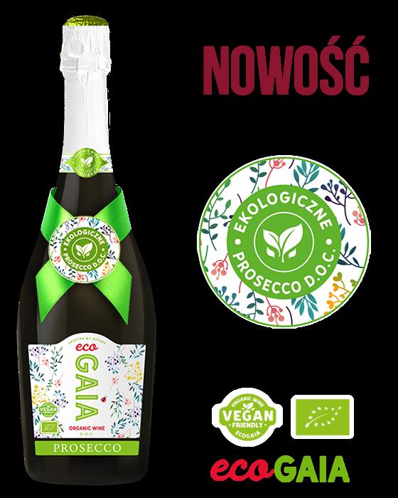 Eco Gaia Prosecco Nowość 2